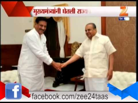 ZEE24TAAS : Amit Deshmukh And Abdul Sattar To Take Mantri Shapat