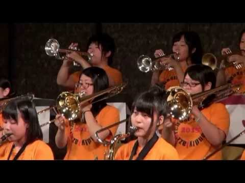 In A Mellow Tone (Duke Ellington) / BFJO2015 team Imaike - Finale03