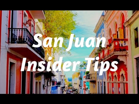 🌴San Juan Travel Guide | Puerto Rico Vacation☀️