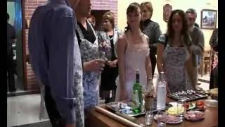 Денис и Юлия, день второй - баня! (сентябрь 2009)