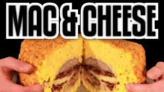 One of Epic Meal Time's most viewed videos: Maximum Mac & Cheese - Epic Meal Time