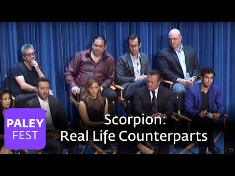 Scorpion  The Cast on their Real Life Counterparts