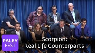 Scorpion - The Cast on their Real Life Counterparts