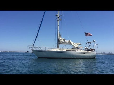 S/V Southern Cross Ep. 2 - Deck stepped vs Keel stepped mast