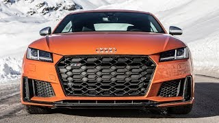 NEW 2019 AUDI TT-S FACELIFT climbing the ALPS - 310hp/400Nm - Is it good enough?