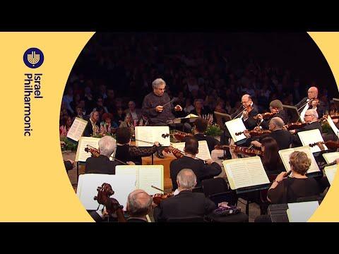 Israel Philharmonic Orchestra - Itzhak Perlman, 22/3/15
