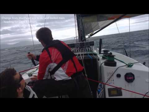 Satellite Spy Cook Strait Practice