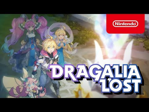 Nintendo's New iOS Game 'Dragalia Lost' Now Available
