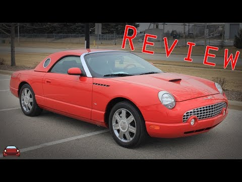 2004 Ford Thunderbird Review