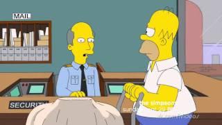 Симпсоны   The Simpsons 25 сезон Русский промо трейлер HD