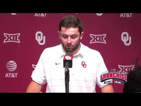 Baker Mayfield addresses punishment