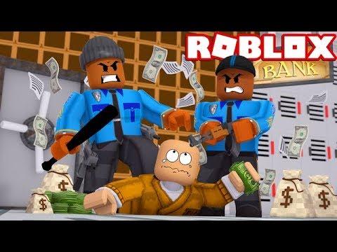 ARREST EVERY CRIMINAL IN ROBLOX JAILBREAK