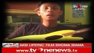 PEMALSUAN Sosok Yoga Espe 'Lipsync Rhoma Irama' di Tv One