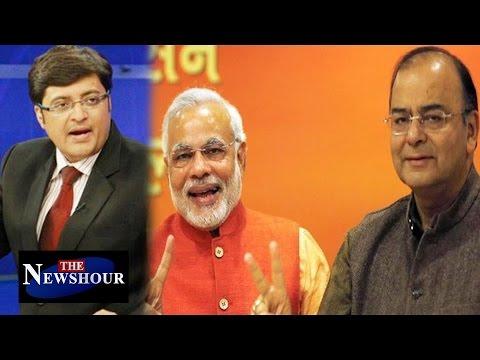 GST Bill - Single Biggest Economic Reform: The Newshour Debate (3rd Aug 2016)