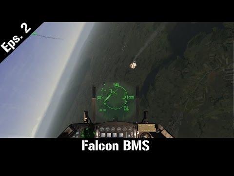 Falcon BMS - Episode 2: Interception