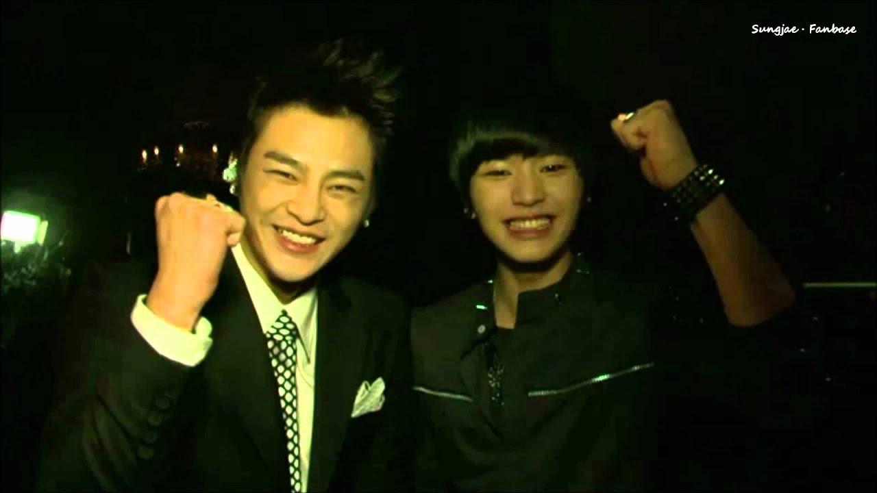 [HD]120427 Seo Inguk and Yook Sungjae (cut)