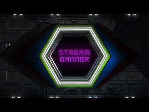 Portal Streaming Banner Set Preview