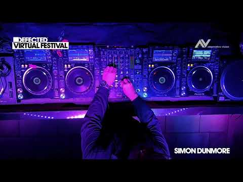 Simon Dunmore - Live @ Defected Virtual Festival (Ministry Of Sound)