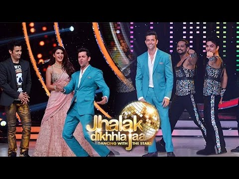 Jhalak Dikhhla Jaa 9 Grand Finale | Hrithik Roshan, Jacqueline Fernadez Sizzle On Stage