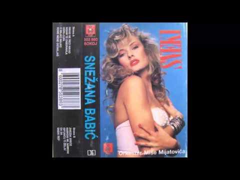 Snezana Babic Sneki - Hopa cupa - (Audio 1991) HD