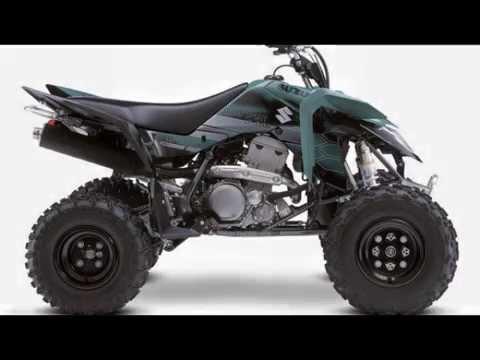 Мотоцикл Suzuki QuadSport Z400  квадроцикл спортивного назначения