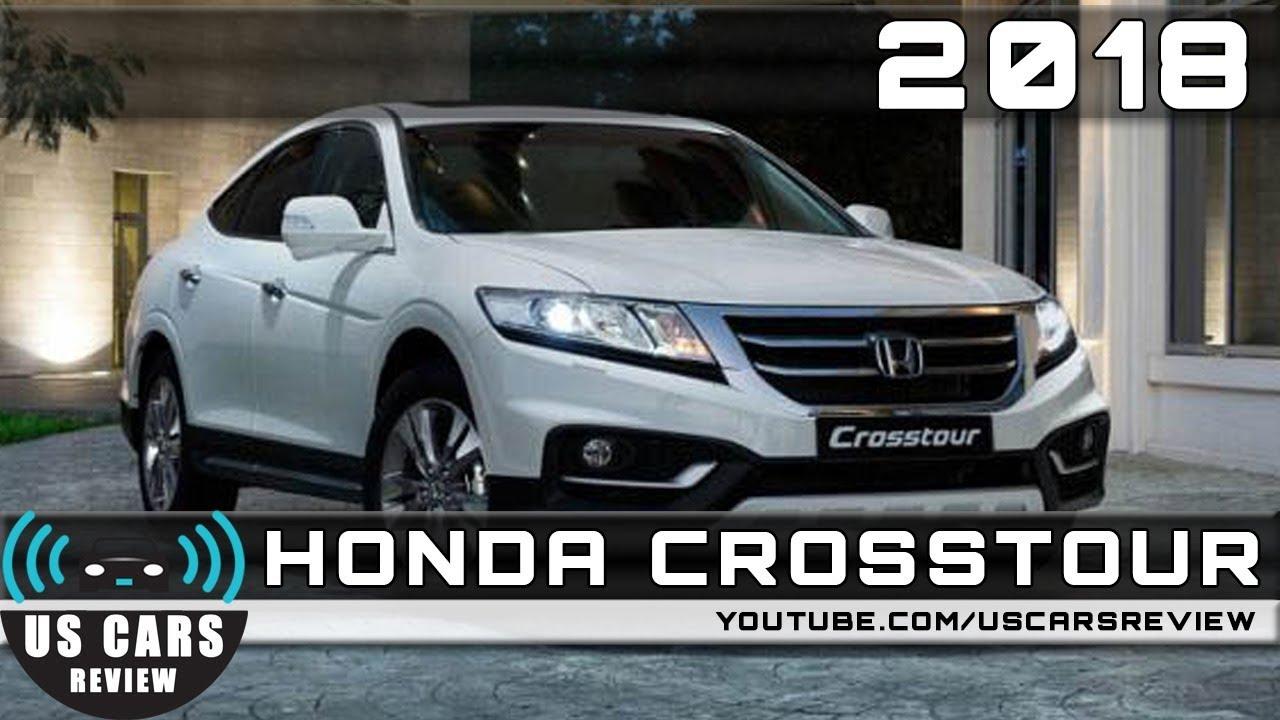2018 Honda Crosstour Review Youtube