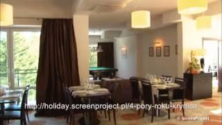 Hotel 4 Pory Roku, Krynica Zdrój - ScreenProject - Prezentacje Filmowe