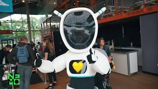 Tech is te gek event in NEMO - Aftermovie