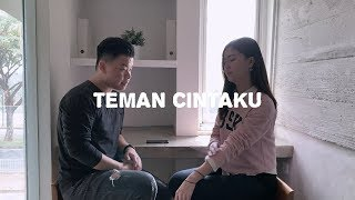 Teman Cintaku - Devano ft Aisyah ( Cover by Willy Anggawinata ft Brigitta Tifanny)