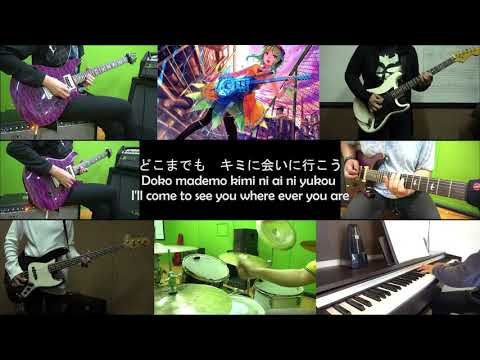 Digimon Adventure & Digimon Adventure Tri OP Butter-Fly Cover Rearranged - HiKi [日番谷 きすけ] ft. GUMI