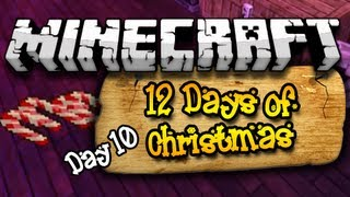 """RIGHT?!"" 12 Days of Christmas Minecraft Special - Day 10 (HD)"