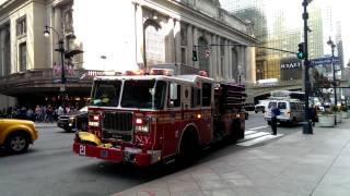 Америка. Нью Йорк пожарная тревога Firealarm in New York