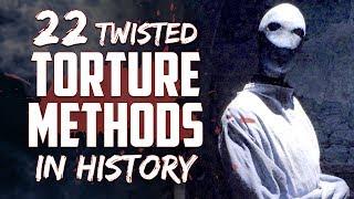 22 Twisted Torture Methods in History | Urban Legends & Haunts