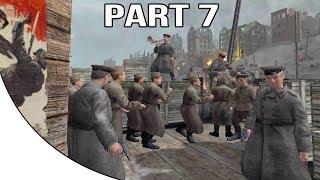Call of Duty 1 Gameplay Walkthrough Part 7 - Soviet Campaign - Stalingrad