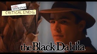 """Bill Pankow, ACE Discusses The Film """"The Black Dahlia"""""""