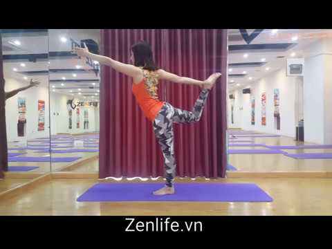 Yoga tại nhà – 5 động tác cho BỤNG PHẲNG – MÔNG CONG cùng Nguyễn Hiếu Yoga