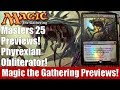 MTG Masters 25 Previews: Phyrexian Obliterator