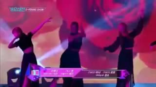 161226 - SBS Gayo Daejun 2016 Opening Show (Modern Dance + Ballet)