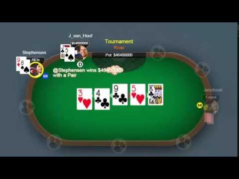 Youtube poker final table 2018