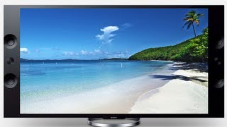 Sony 4K XBR TV Review!!! 4KTV Features & Specs