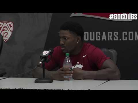 James Williams Arizona Postgame