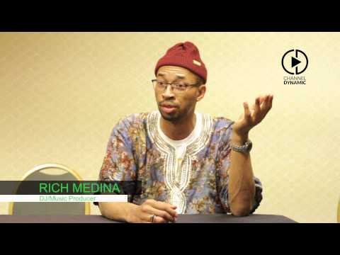Rich Medina On Hip Hop Collection Archive At Cornell University At A3C Festival