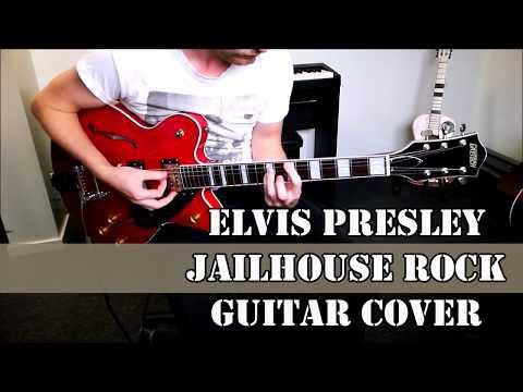 Elvis Presley – Jailhouse Rock - Guitar Cover