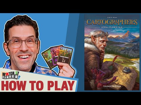 Cartographers - How To Play