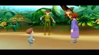 Intro Peter Pan La Leyenda de Nunca Jamás [Español HD]