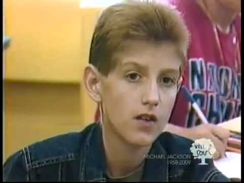 Michael Jackson - Gone Too Soon - tribute to Ryan White [Official Music Video]