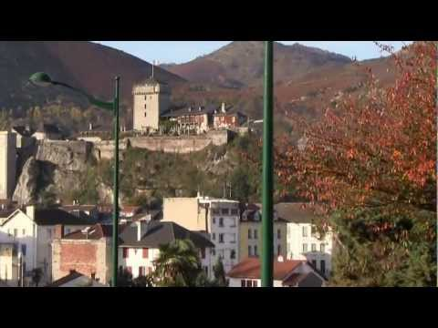 Travel France Lourdes-Pyrenees