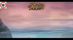 Secrets of Atlantis slot | ALL FEATURES + BIG WIN | NetEnt