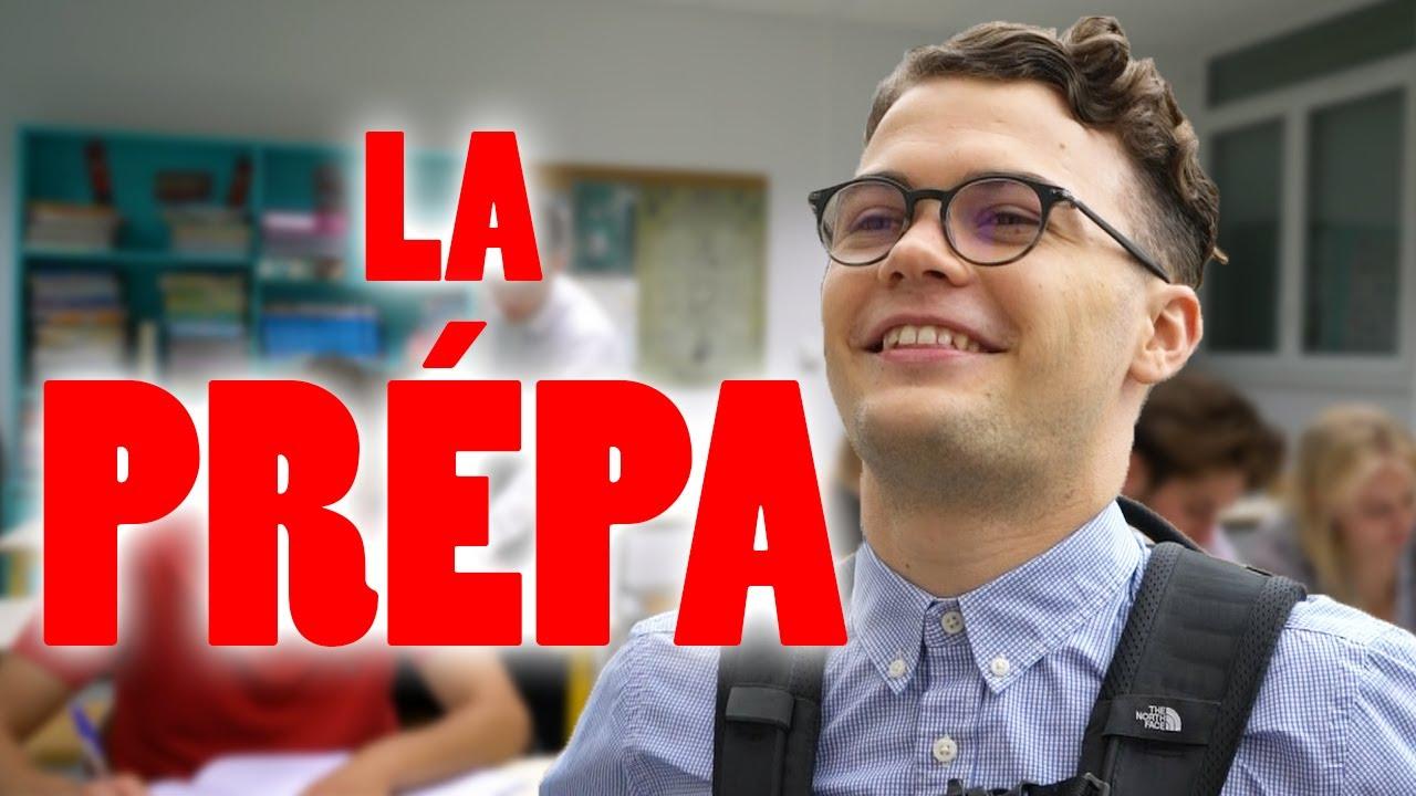LA PRÉPA - Paul Gz
