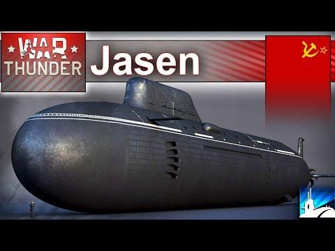 Jasen - Okręty